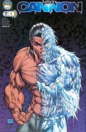 Michael Turner's Fathom: Cannon Hawke (2004) -1A- Chap 1: The Beast Within