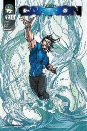 Michael Turner's Fathom: Cannon Hawke (2004) -2A- Chap 2: Off the Deep End