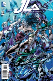 Justice League of America (2015) -4- Power and Glory, Part Four