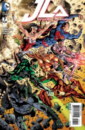 Justice League of America (2015) -7- Power and Glory, Part Six