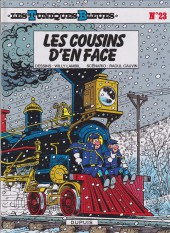 Les tuniques Bleues -23b2009- Les cousins d'en face