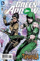 Green Arrow (2011) -46- Skelton Dance