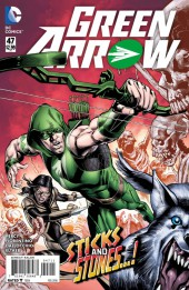 Green Arrow (2011) -47- Day of the Dead