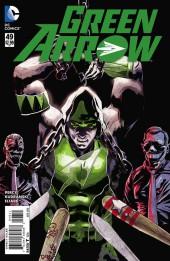 Green Arrow (2011) -49- Primal Instincts