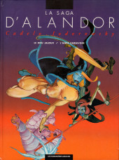 Le dieu jaloux / La Saga d'Alandor -INT- La saga d'Alandor
