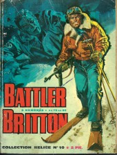 Battler Britton (Imperia) -Rec10- Collection Reliée N°10 (du n°73 au n°80)