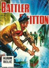 Battler Britton -Rec84- Album Relié N°84 (du n°439 au n°442)