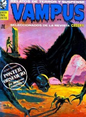 Vampus (Creepy en espagnol) -14- Ángel de destrucción