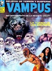 Vampus (Creepy en espagnol) -16- La tumba de los dioses