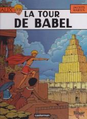 Alix -16c2005- La tour de Babel