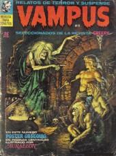 Vampus (Creepy en espagnol) -17- Por el amor a Frankenstein