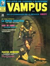 Vampus (Creepy en espagnol) -18- La espada hechizada