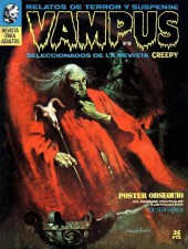 Vampus (Creepy en espagnol) -19- Vigilancia nocturna