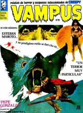 Vampus (Creepy en espagnol) -20- Un terror muy particular