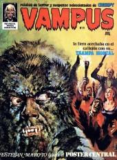 Vampus (Creepy en espagnol) -21- Trampa Mortal