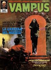 Vampus (Creepy en espagnol) -23- La carrera del muerto
