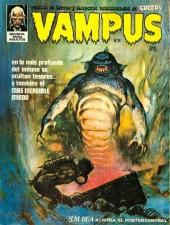 Vampus (Creepy en espagnol) -24- El más increíble miedo