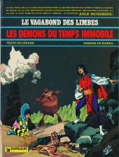 Le vagabond des Limbes -4- Les démons du temps immobile