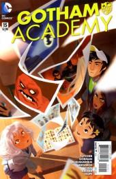 Gotham Academy (2014) -15- Yearbook part 2