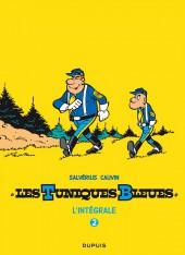 Les tuniques Bleues - L'Intégrale -2- L'Intégrale 2