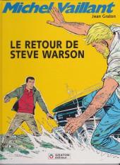 Michel Vaillant -9f1997- Le retour de Steve Warson