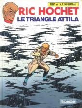 Ric Hochet -45a1991- Le triangle Attila