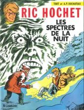 Ric Hochet -12b90- Les spectres de la nuit