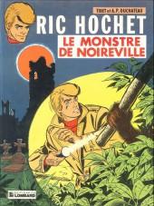 Ric Hochet -15a84- Le monstre de noireville