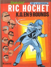 Ric Hochet -31a92- K.o. en 9 rounds