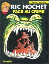 Ric Hochet -38a91- Face au crime