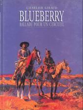 Blueberry -15b96- Ballade pour un cercueil
