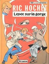Ric Hochet -27a91- L'épée sur la gorge