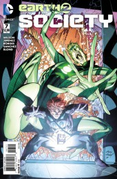 Earth 2: Society (2015) -7- Justice