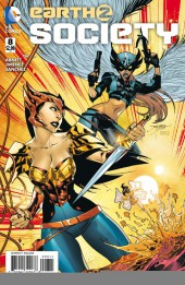 Earth 2: Society (2015) -8- One Nation Indivisible, Chapter One