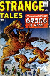 Strange Tales (Marvel - 1951) -83- Grogg is here!