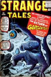 Strange Tales (Marvel - 1951) -85- The Return of Gargantus!