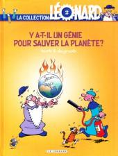 Léonard - La Collection (Prisma Media) -238- Y a-t-il un génie pour sauver la planète ?