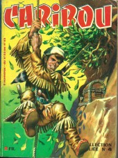 Caribou -Rec04- Collection Reliée N°4 (du n°25 au n°32)