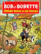 Bob et Bobette -333- Jérôme Bosch a les boules