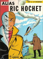 Ric Hochet -9a80- Alias Ric Hochet