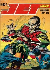 Jet Logan (puis Jet) -13- Puissance de l'au-delà