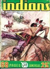 Indians -26- Le piège du Mandan