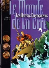 Les maîtres cartographes -1b2002- Le monde de la cité
