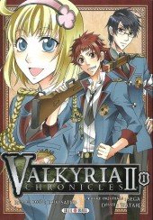 Valkyria chronicles II -1- Tome 1