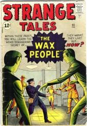 Strange Tales (Marvel - 1951) -93- The Wax People!