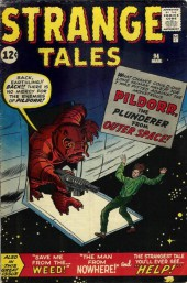 Strange Tales (Marvel - 1951) -94- Pildorr: The Plunderer from Outer Space!