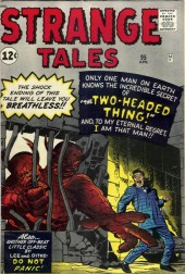 Strange Tales (Marvel - 1951) -95- The Two-Headed Thing!