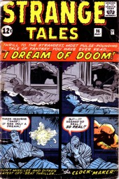 Strange Tales (Marvel - 1951) -96- I Dream of Doom!