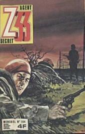 Z33 agent secret -104- Le mystère du Colonel fantôme