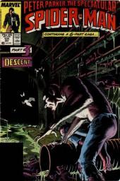 Spectacular Spider-Man (The) (1976) -131- Descent